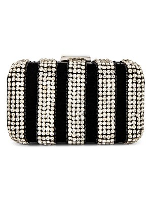 From St Xavier x revolve crystal box clutch
