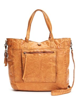 FRYE AND CO frye rubie leather tote