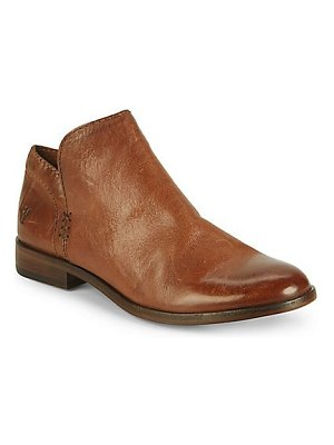 Frye elyssa leather ankle boots