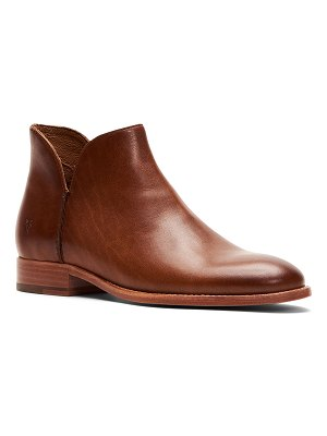 Frye Melissa Leather Ankle Booties