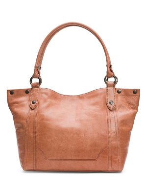 Frye melissa leather shoulder bag