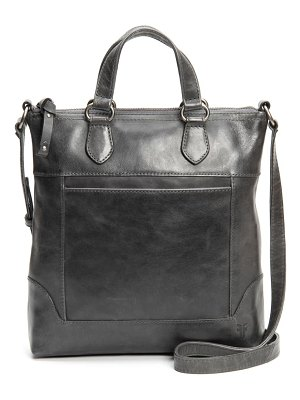 Frye melissa small leather tote