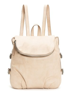 Frye sindy leather backpack