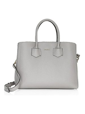 Furla medium alba leather satchel
