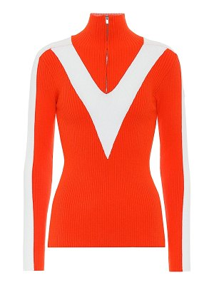 FUSALP victorie ribbed-knit sweater