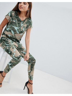 G-Star Printed Jumpsuit
