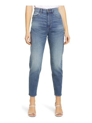 G-Star RAW janeh ultra high waist ankle mom jeans