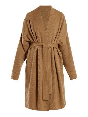 GABRIELA HEARST andres cashmere and silk blend wrap cardigan