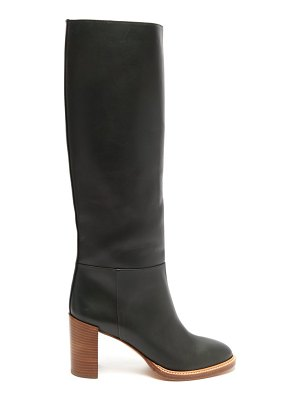 GABRIELA HEARST bocca knee-high leather boots