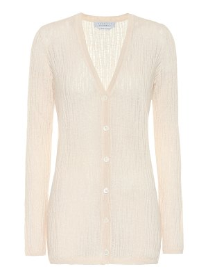 GABRIELA HEARST cata cashmere and silk cardigan