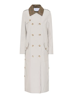 GABRIELA HEARST Claremont reversible trench coat