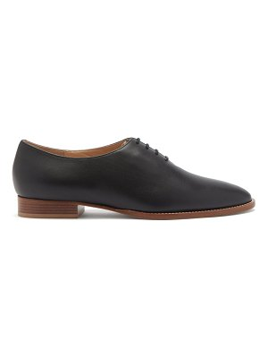 GABRIELA HEARST collins leather derby shoes