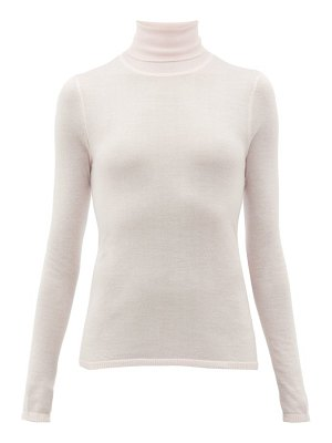 GABRIELA HEARST costa roll-neck cashmere-blend sweater
