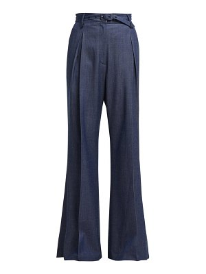 GABRIELA HEARST dora wide-leg trousers