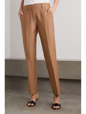 GABRIELA HEARST francisco wool and silk-blend tapered pants