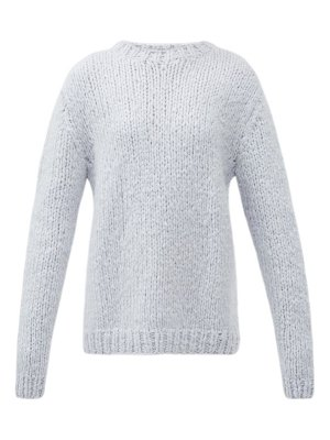 GABRIELA HEARST lawrence round-neck cashmere sweater