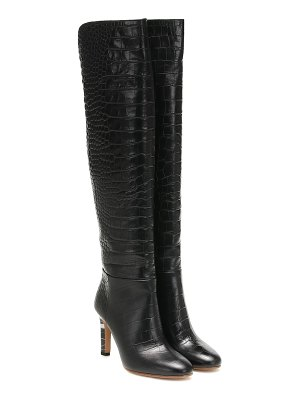 GABRIELA HEARST linda embossed leather boots