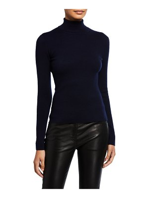 GABRIELA HEARST May Wool-Cashmere Turtleneck Sweater