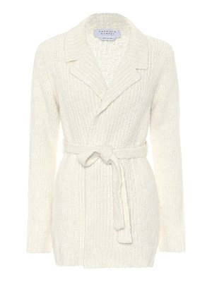 GABRIELA HEARST ribbed-knit cashmere cardigan