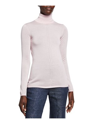 GABRIELA HEARST Steinem Cashmere Turtleneck Sweater