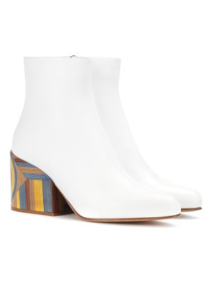 GABRIELA HEARST tito leather ankle boots