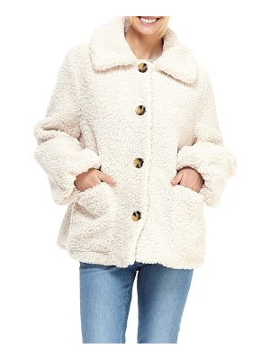 Gal Meets Glam Collection willa teddy bear coat