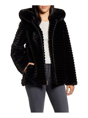 Gallery faux fur jacket