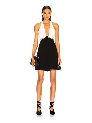 Galvan London Eclipse Mini Dress