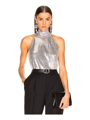 Galvan London Galaxy Sash Neck Tunic Top