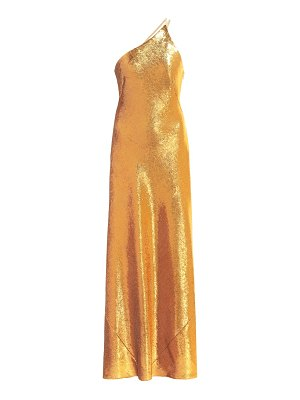 Galvan London gilded roxy sequined gown