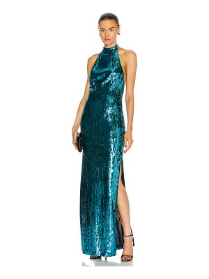 Galvan London oceana dress