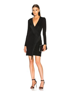 Galvan London Tunqui Cocktail Dress