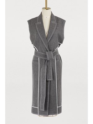 Gauchere Maggy reversible wool coat
