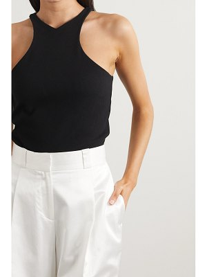 GAUGE81 ribbed cotton-jersey tank