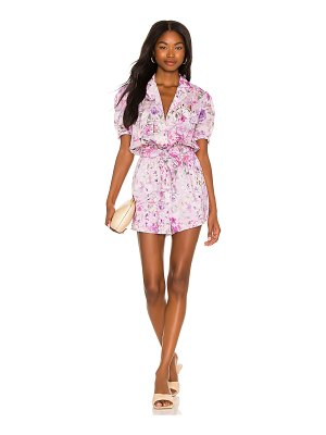 Generation Love ainsley floral romper
