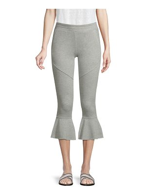 Generation Love veronica flared cropped sweatpants
