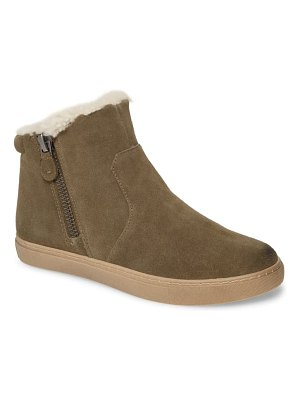 Gentle Souls by Kenneth Cole carter genuine shearling lined bootie