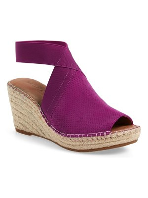GENTLE SOULS SIGNATURE gentle souls by kenneth cole colleen espadrille wedge