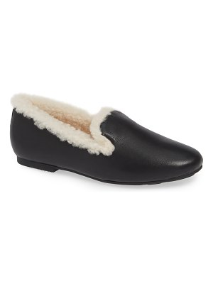 Gentle Souls by kenneth cole eugene genuine shearling lined loafer