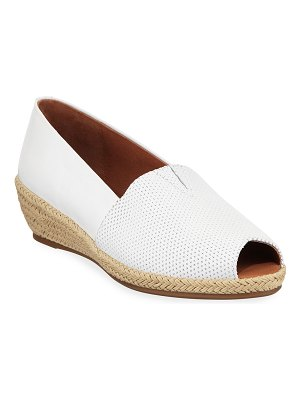Gentle Souls Luci Wedge Espadrilles