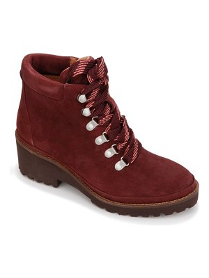 GENTLE SOULS SIGNATURE mona lace-up boot