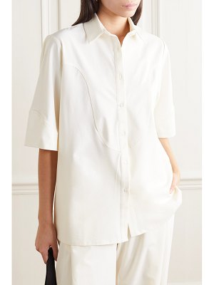 Georgia Alice pierre crepe shirt