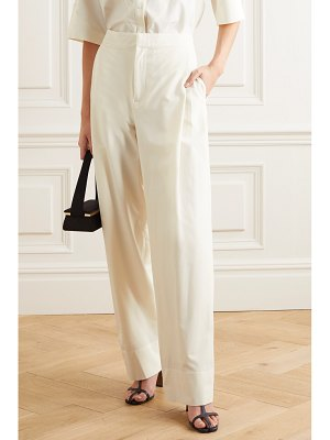 Georgia Alice pierre crepe tapered pants