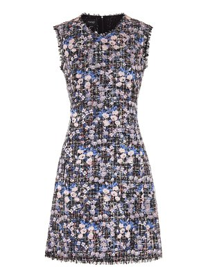 Giambattista Valli floral tweed dress