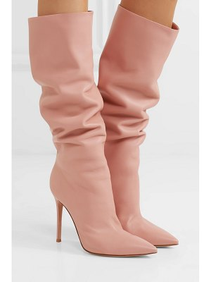 Gianvito Rossi 105 leather knee boots