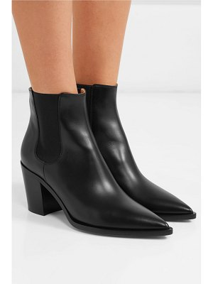 Gianvito Rossi 70 leather chelsea boots