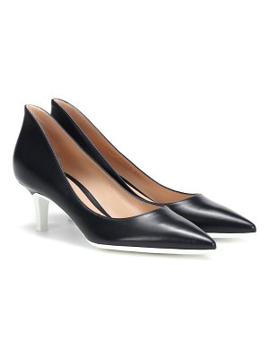 Gianvito Rossi alpha 55 leather pumps