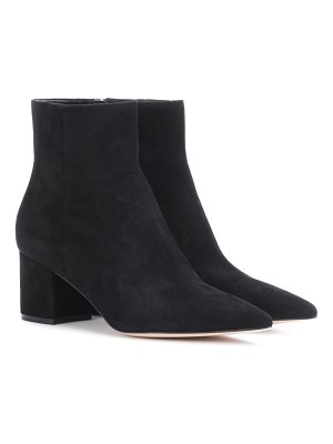 Gianvito Rossi exclusive to mytheresa – piper 60 suede ankle boots