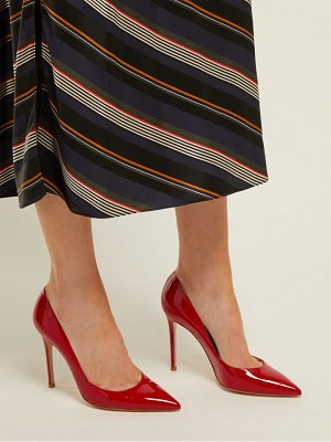 Gianvito Rossi Gianvito 105 Patent Leather Pumps