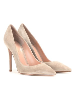 Gianvito Rossi Gianvito 105 suede pumps